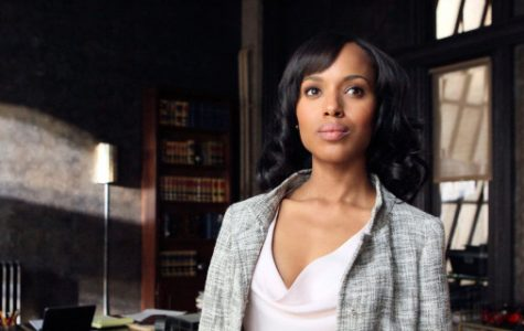 Olivia Pope in ABC's hit show