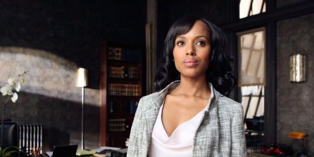 Olivia+Pope+in+ABC%27s+hit+show+%22Scandal%22