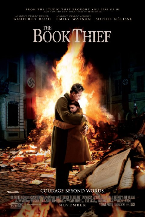 "From book to film: ""The Book Thief"" strikes again"