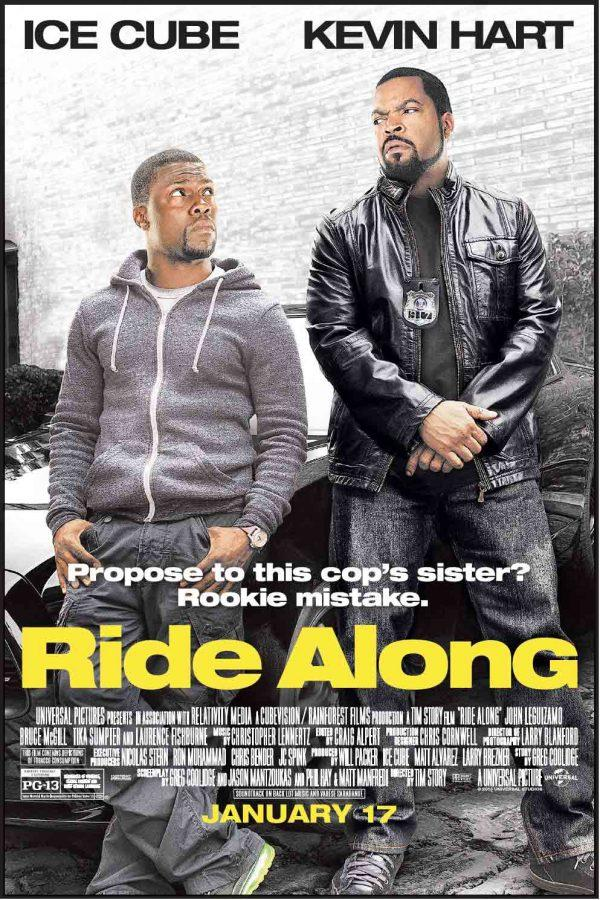 """Waiting for Intermission: Review of """"Ride Along"""""""