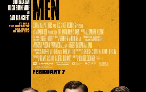"""Waiting for Intermission: Review of """"The Monuments Men"""""""