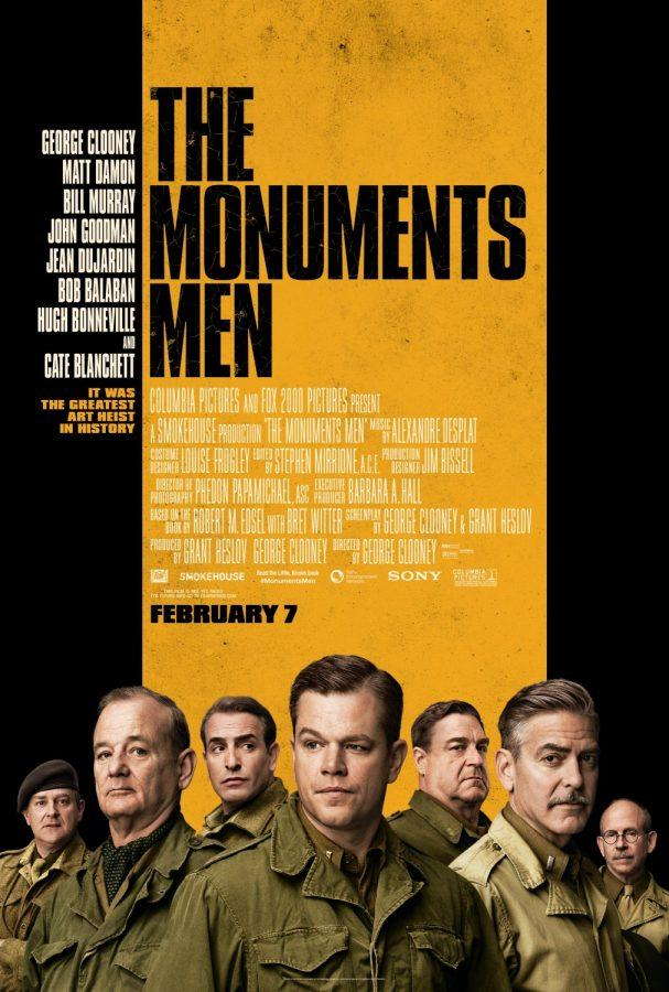 "Waiting for Intermission: Review of ""The Monuments Men"""