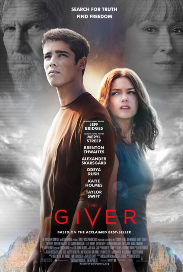 "Waiting for Intermission: Review of ""The Giver"""