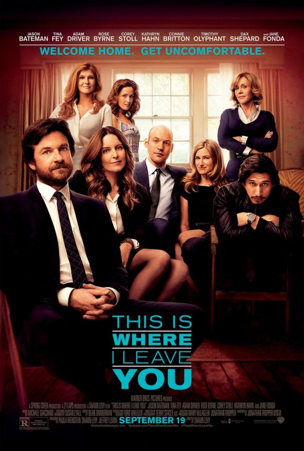 "Waiting for Intermission: Review of ""This is Where I Leave You"""