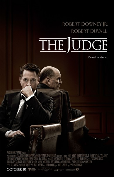 "Waiting for Intermission: Review of ""The Judge"""