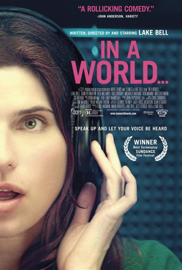 "Waiting for Intermission: Review of ""In a World..."""