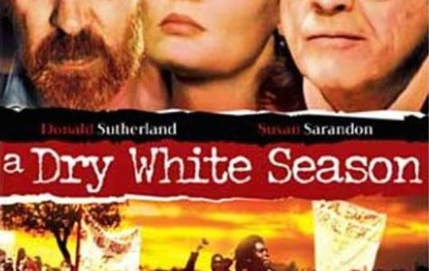 """Global Focus Out of Southern Africa Film Festival screens """"A Dry White Season"""""""