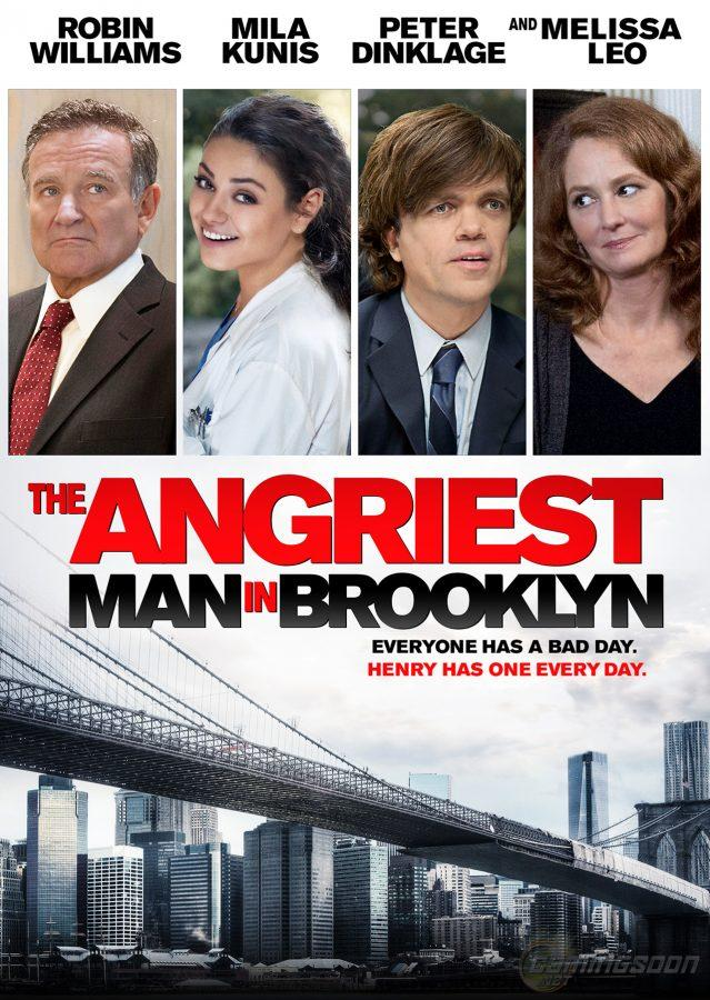 "Waiting for Intermission, New on Netflix: Review of ""The Angriest Man in Brooklyn"""