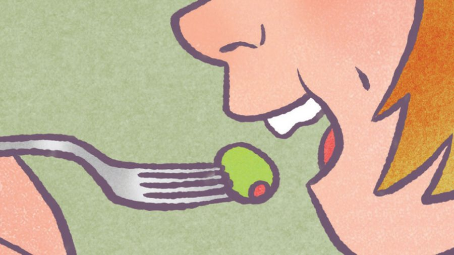 "Off the Beaten Page: Relish in the foodie graphic novel ""Relish"""
