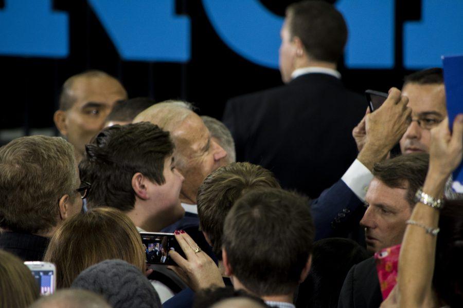 Vice+President+Joe+Biden+Speaks+At+Chatham