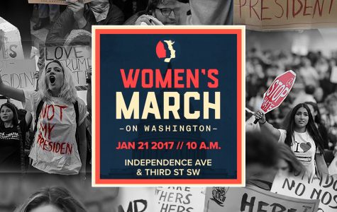 Chatham hits the road to support the Women's March on Washington