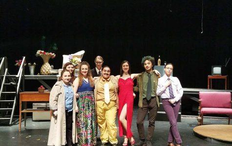 "Chatham University Drama Club presents ""Clue"""