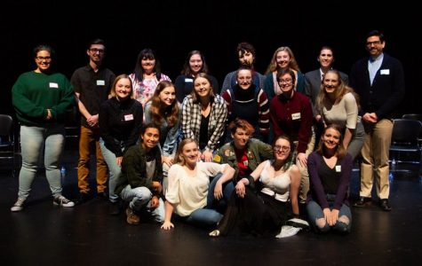 Drama club at Chatham University puts on play to bring up the topic of gun violence in the United States