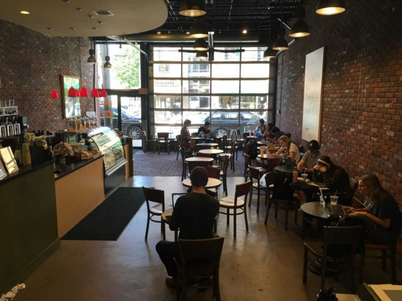 Cougar coffee crawl: The Coffee Tree