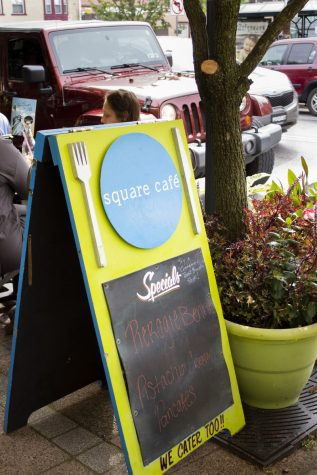 Vegan Crawl Review: Square Cafe Restaurant