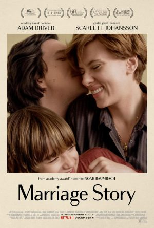 Movie review: Netflix's 'Marriage Story' is a feel-good divorce film