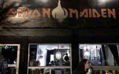 Vegan Crawl: Onion Maiden's punk-rock themed restaurant serves chilli dogs, nachos