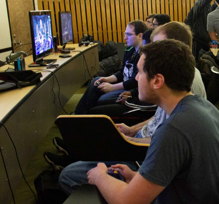 Three River Rumble brings Pittsburgh video gamers together