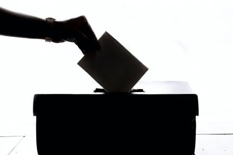 A Chatham student resource for voting on Nov. 3 in the 2020 presidential election