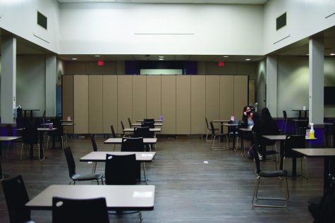 A look at Chatham before and after COVID-19 through photographs: Anderson Dining Hall