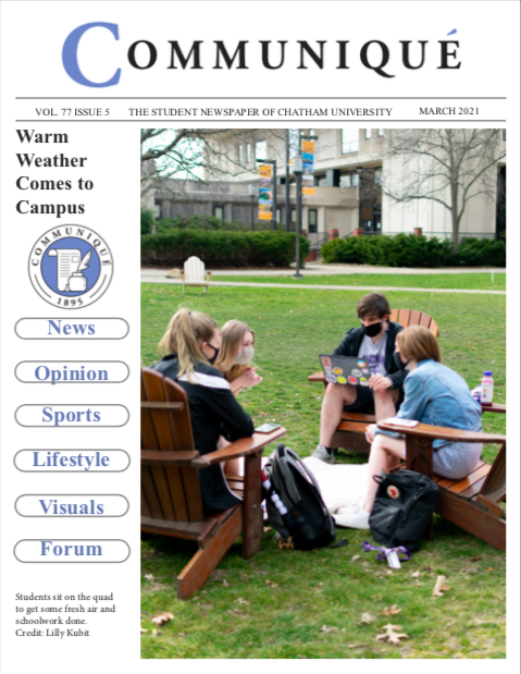 Check out our March E-edition!