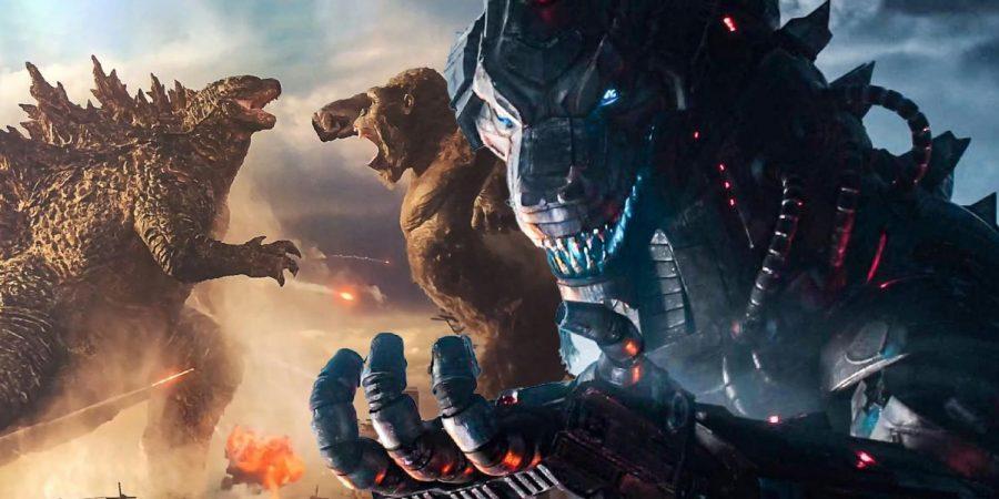 Monster Movie March: Mechagodzilla enters the mix