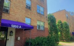 The Chatham apartments differ from the traditional dorm halls in size and accommodations. Photo Credit: Alyssa Bruce