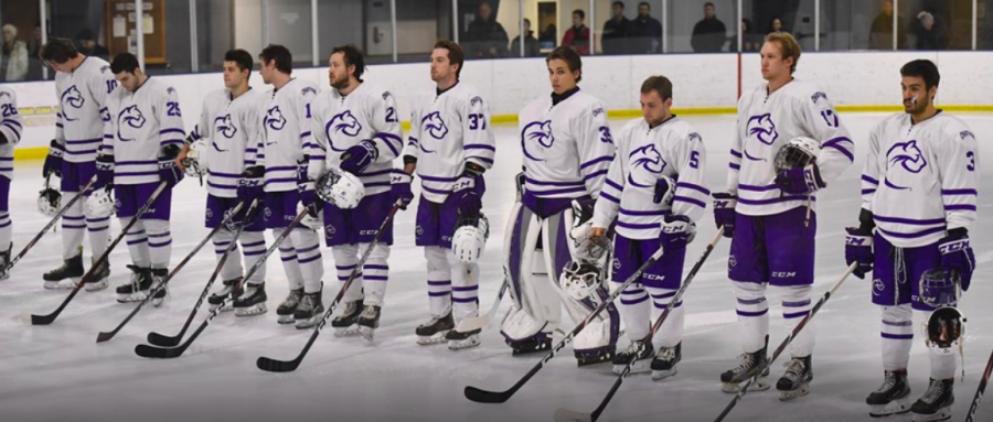 Culture change catapults men's hockey team to playoffs