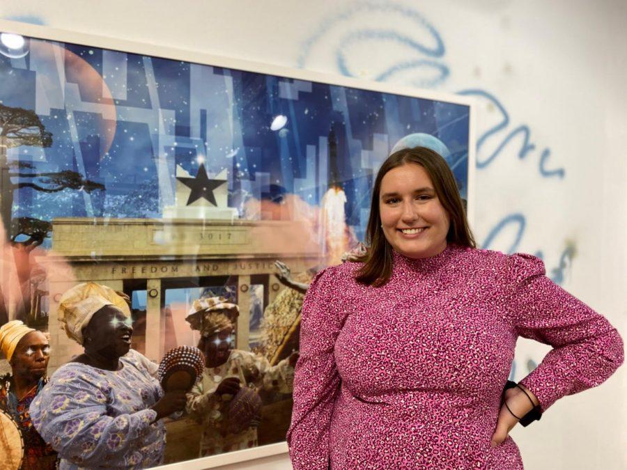 Sophie+Barner+at+CEPA+Gallery