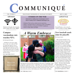 Check out Volume 78 Issue 3!
